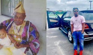 Nigerian Singer, Jaywon Loses Father