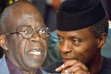 Fani-Kayode Mocks Tinubu, Osinbajo Over Removal Of AMCON, FIRS Chiefs