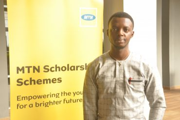 How I Got The MTN Foundation Scholarship …Recipient Recounts His Journey