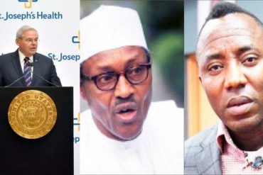 Sowore: Presidency Replies US Senator Menedez