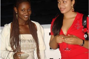Nadia Buhari Celebrates Jackie Appiah's Birthday With Throwback Photo