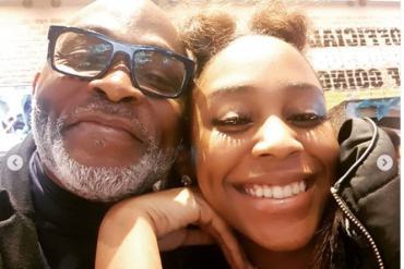 RMD Shares Adorable Photos Of Himself And His Daughter