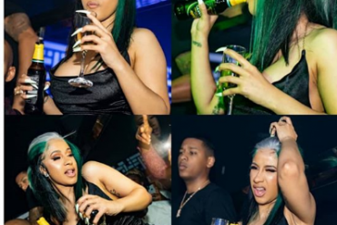 What Cardi B Mixed With Her Stout That Knocked Her Off: Cubana Chief Priest
