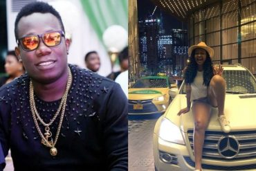 Duncan Mighty Mocks Etinosa Over Benz Gift, Actress Fires Back (Photo)