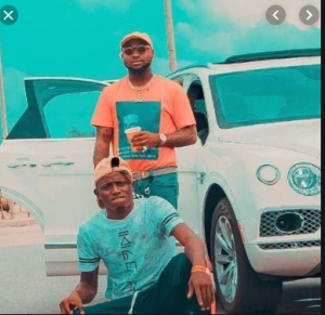 Davido and his personal assistant, Aloma