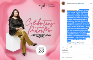fa 2 300x193 - God Specifically Chose You For Me, Says Biodun Fatoyinbo As He Celebrates Wife's Birthday