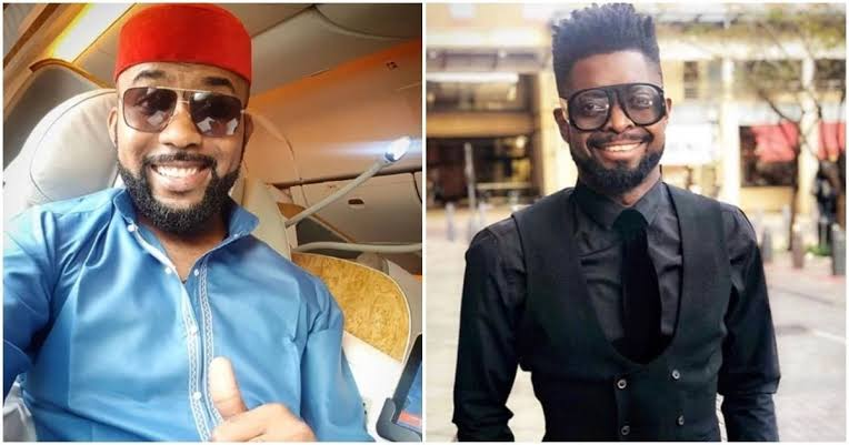 Banky W and Basketmouth