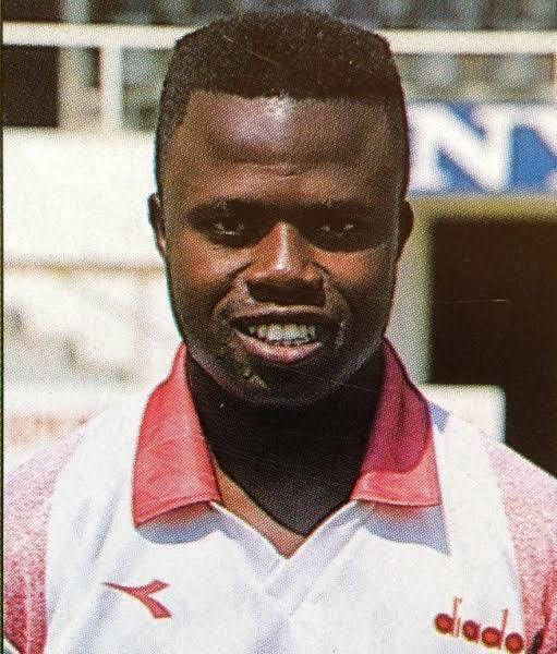 Former Nigerian Footballer, Philip Osondu Dies At 48