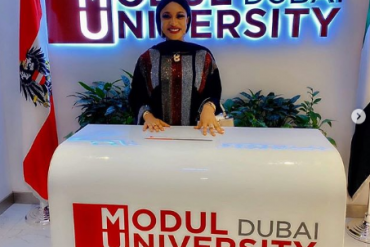 Tunde Ednut Celebrates Tonto Dikeh As She Bags New Certificate From Dubai University