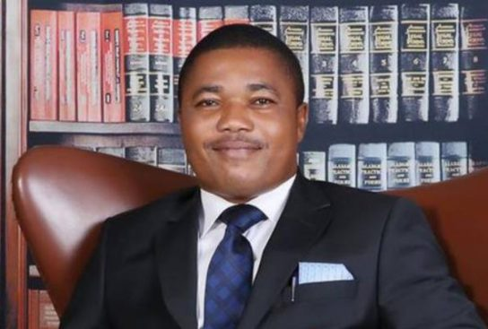 Lawyer to Indigenous People of Biafra (IPOB), Ifeanyi Ejiofor