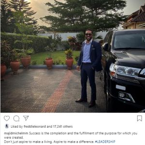 m 8 300x300 - Actor Majid Michael Defines 'Success' In His Own Word (Photo)