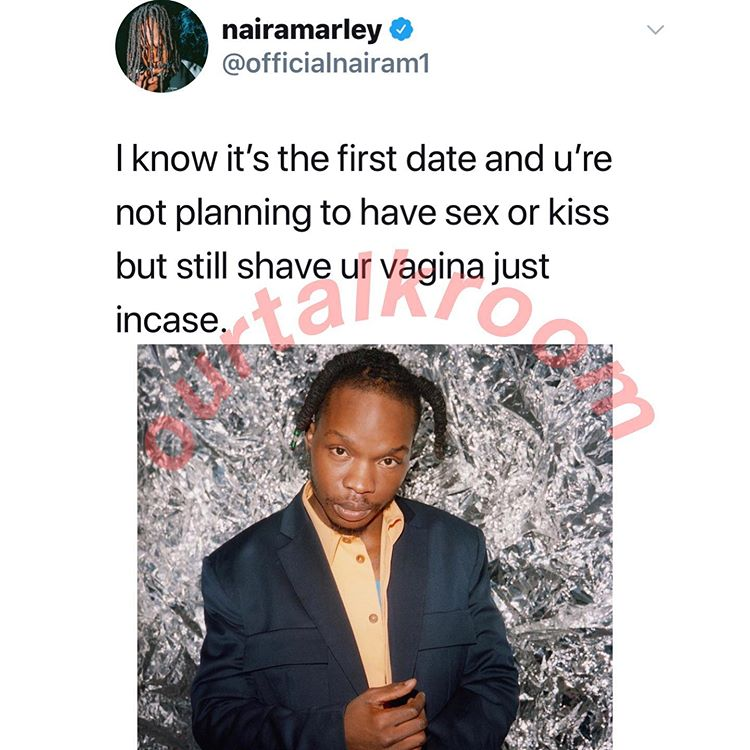 Naira Market's tweet