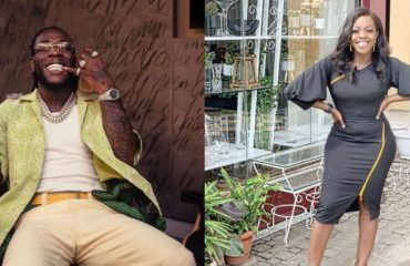 Finally, Shade Ladipo Reveals Why She Tagged Burna Boy A 'Twat'