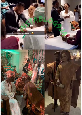 9ice and his wife, Sukanmi