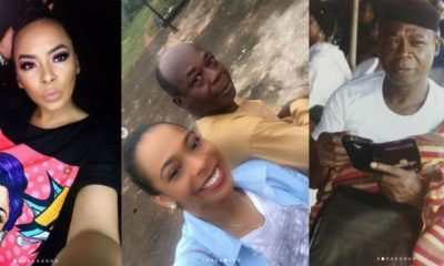 Tboss and late father