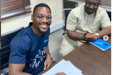Tobi Bakre Becomes First Brand Ambassador Of Wakanow