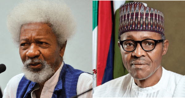 Talking About Buhari Not Good For My Sanity —Soyinka