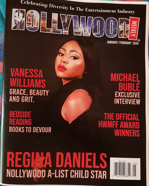Nollywood weekly magazine 1