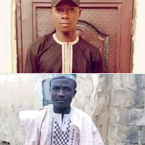 , Saminu Idris and Idris Dahiru,