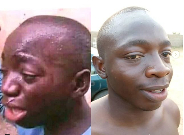Oladee, the man behind the viral crying meme