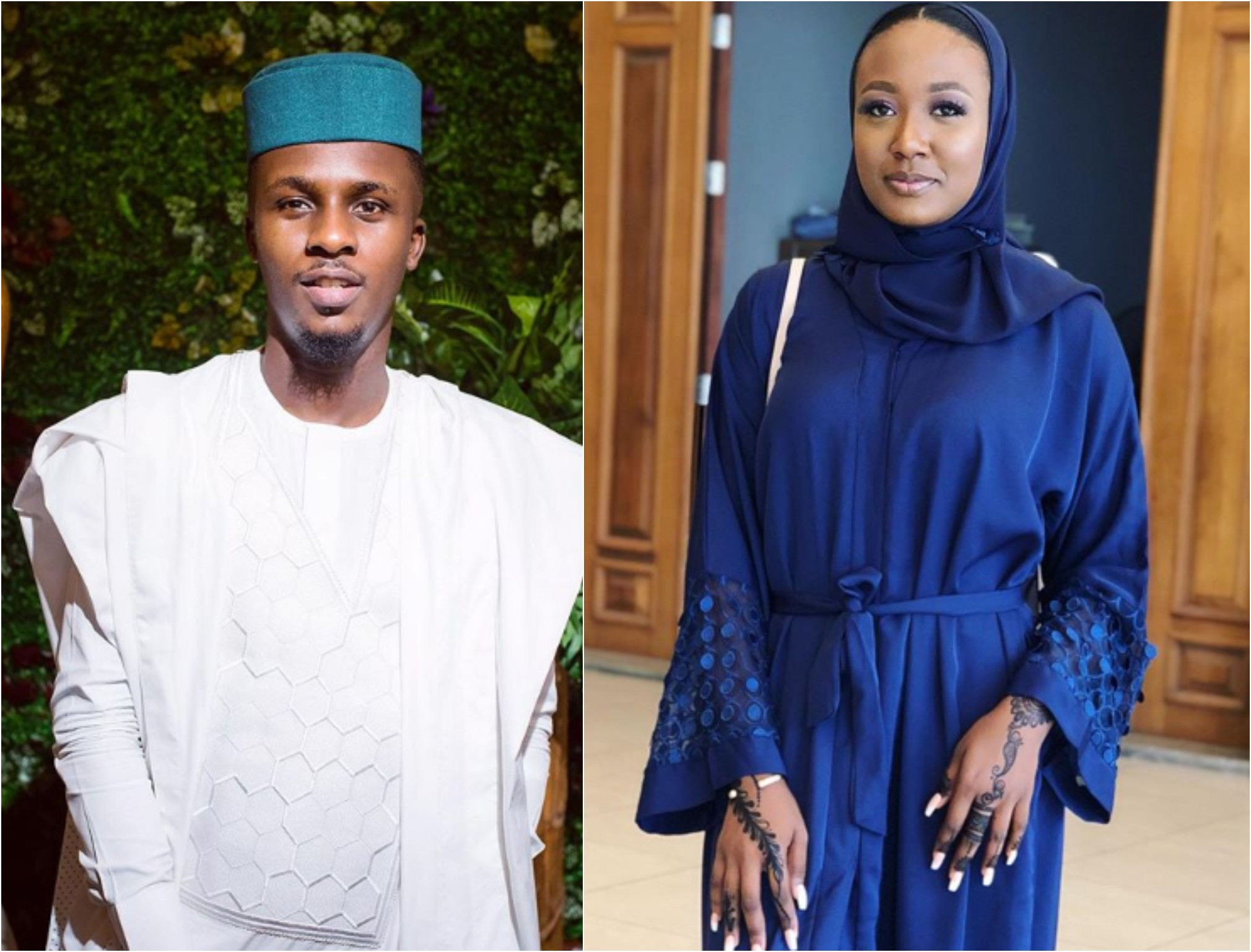 Lolu and his alleged girlfriend