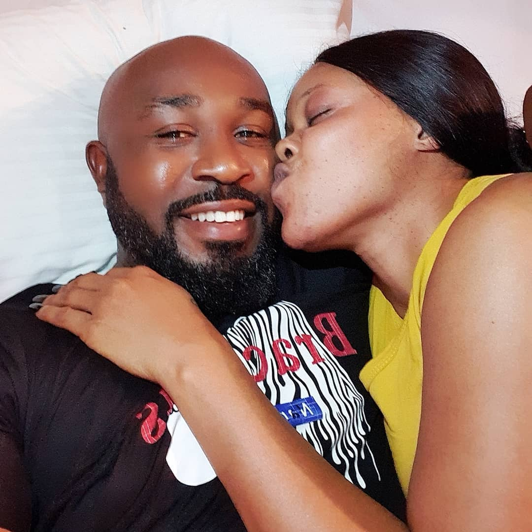 Nollywood stars, Eve Esin and Stanley Igboanugo