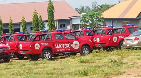Seven Killed As Amotekun Operatives Clash With Gunmen In Oyo