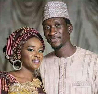 Maryam Sanda and Bilyaminu Bello
