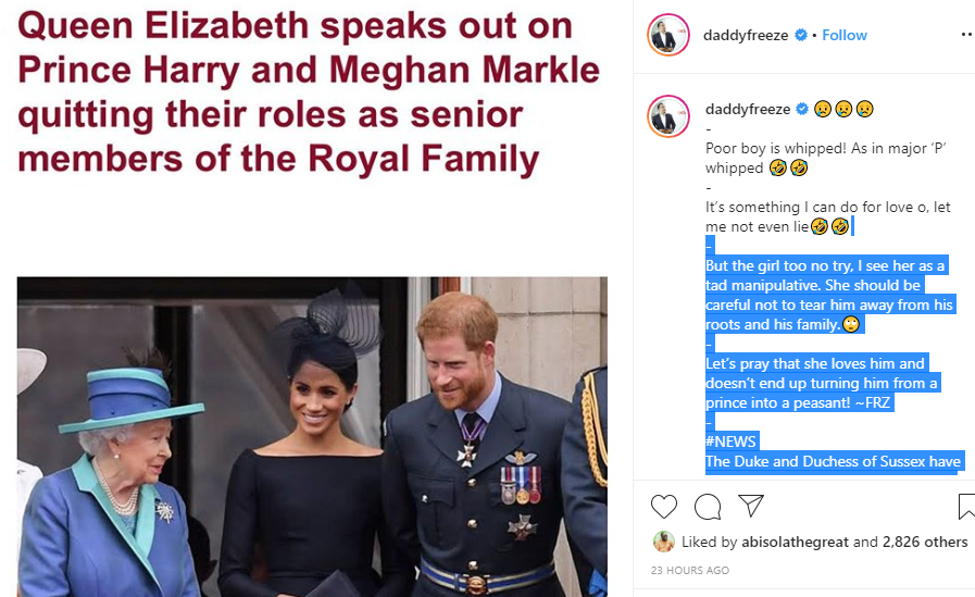 Capture 76 - Meghan Markle Is Manipulative – Daddy Freeze