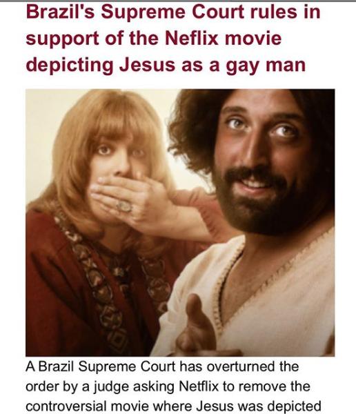 Gay Jesus Movie