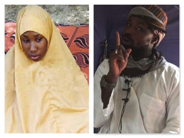 Nigerians React As Leah Sharibu Delivers Baby Boy In Boko Haram Camp