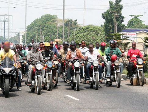 Commercial motorcyclists