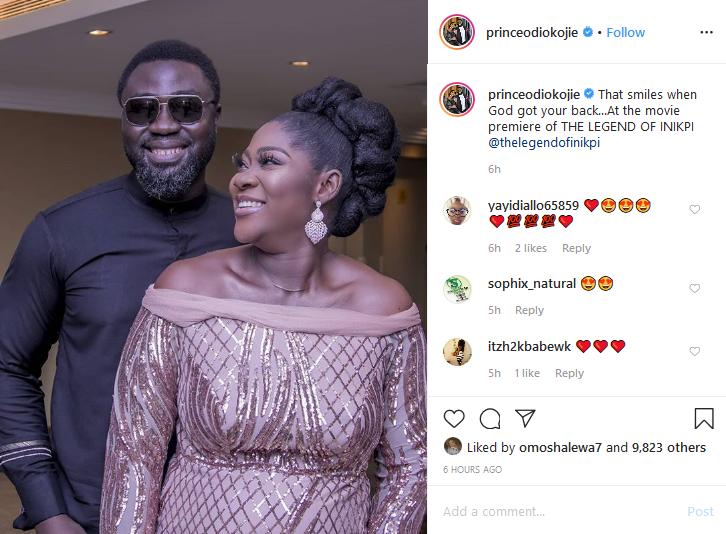 Prince Odi Okojie's post