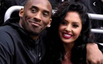 Kobe Bryant and wife, Vanessa
