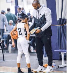 b 36 272x300 - Genevieve Mourns Kobe Bryant, Daughter (Photo)