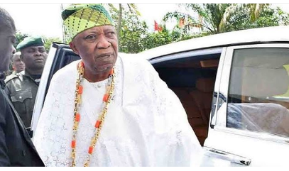 Adebutu Keshington also known as 'Baba Ijebu