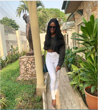 Former Big Brother Nigeria hpousemate, Diane Russet