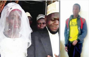 Sheikh Mohammed Mutumba and the suspect