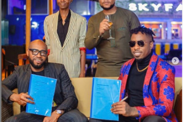 BBNaija's Ike Bags Endorsement Deal With PTRLifestyle Group (Photo)