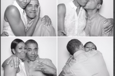 Barack Obama Gushes Over His Wife As She Turns A Year Older