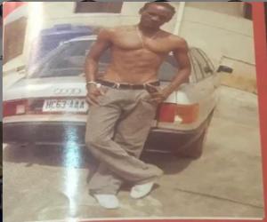 Former Big Brother Nigeria housemate, Omashola