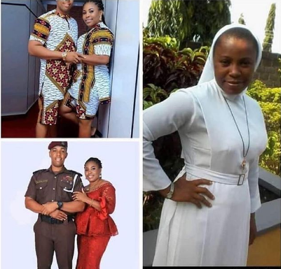 r 1 - Reverend Sister Leaves Convent, Set To Get Married (Pre-wedding Photo)