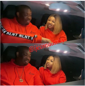 Don Jazzy and former Big Brother Nigeria housemate, Tacha