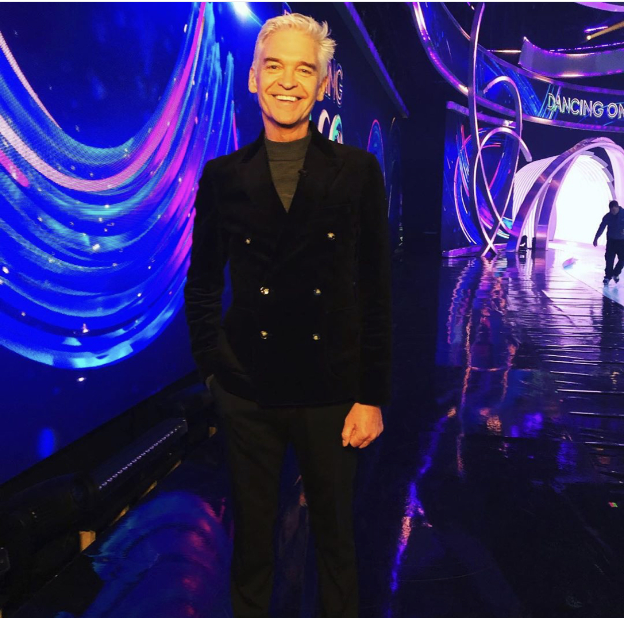 U.K TV presenter, Phillip Schofield