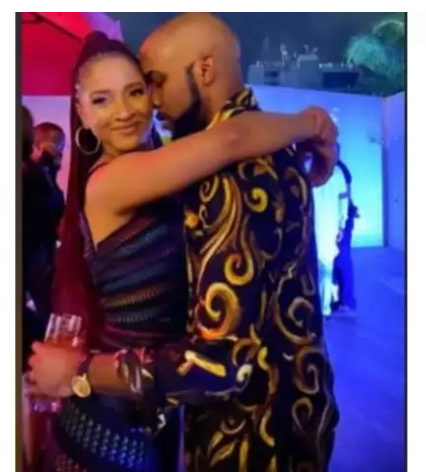 Adesua Etomi party