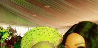 Ngozi Ezeonu's Daughter's wedding