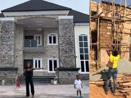 1890861E 2FE1 4F8D B342 E057E696C50F - Blessing Okoro Lists Achievements After Lying About Owning A Mansion