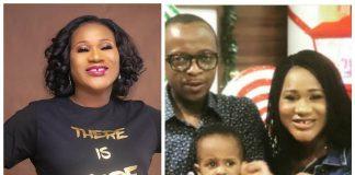 Sumbo Adeoye and husband