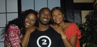 Kobe Bryant, Sharia Washington, Shaya Tabb