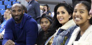 Vanessa, Kobe, Gigi Bryant